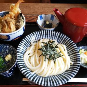 長泉町「さぬきうどん 福梅」天婦羅も美味しい!