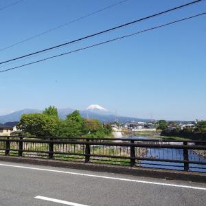 富士山&黄瀬川(きせがわ)