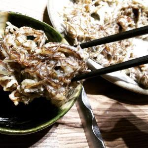 沖縄産もずくの天ぷら