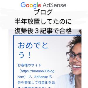 Googleアドセンス合格のポイント