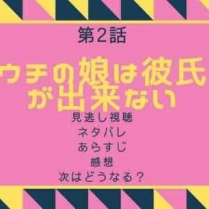 【ウチの娘は彼氏が出来ない】ドラマ第1話のネタバレ!見逃し&感想につ...