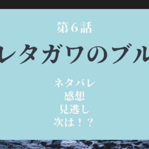 【サレタガワのブルー】ドラマ第6話ネタバレ感想!浮気してないという藍...