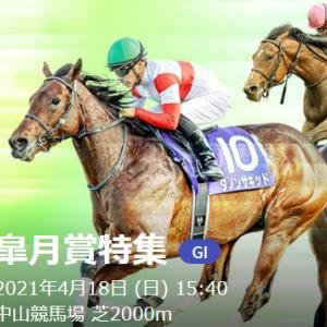 G1皐月賞2021注目馬 傾向分析レポート