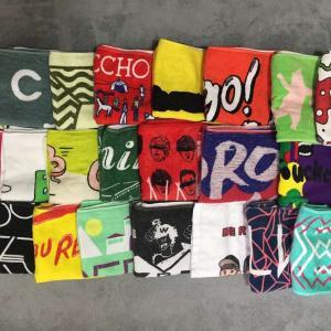 アーティストのタオル厳選23種 バンドタオルは思い出の宝庫