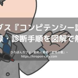 【カンタン】ミイダス『コンピテンシー診断』の手順を画像付きで解説(編集中)