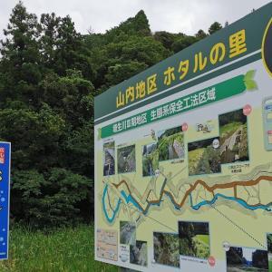 千葉県内のちょっとハードな林道行ってきた