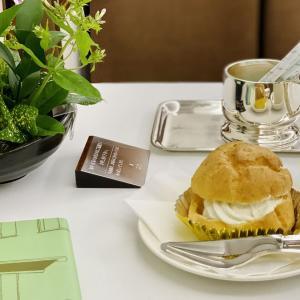 〈銀座〉【銀座ウエスト 銀座本店喫茶室】 「文化×色気」上品で華やかな銀座の応接間