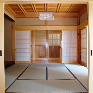 和室の扉と畳選び