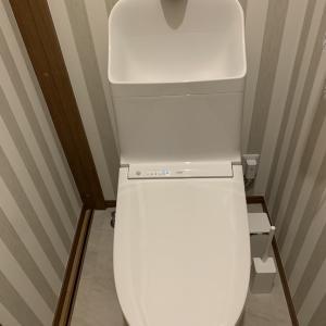 入居後Web内覧会③タンクあり 一体型トイレのメリット・デメリット