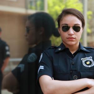 警察官に事情聴取される