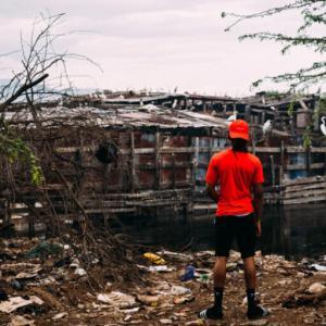 スラム街の生活にも格差は存在する