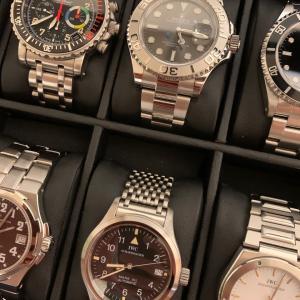 【腕時計の買い方】高級腕時計の適正所有本数って何本だ?