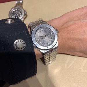 【ブティック訪問】ショパールにて本気の腕時計探し(ぷち)。