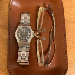 【腕時計の備品】HERZ(ヘルツ)のレザートレイを買ってみた!