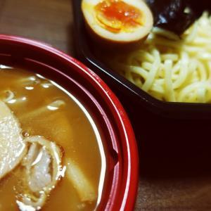 つけ麺~魚介豚骨つゆ~@オリジン弁当