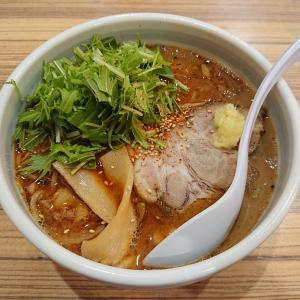 濃厚♪お野菜多め♪な味噌ラーメン(京都・祇園白川ラーメン)