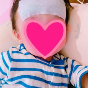 【生後10カ月】突発性発疹?