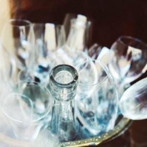 細いガラス瓶(ボトル)の洗い方、乾かし方見つけた!【梅シロップ】