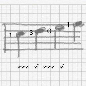 音符と数字