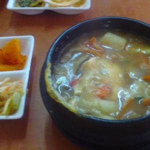 <日記>平野コリアンタウンでお昼ごはん