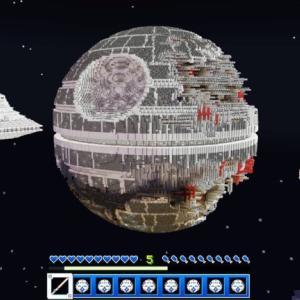 【マインクラフト😜】スター・ウォーズを完全再現したマップが凄すぎた…!【マイクラ実況】