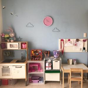 現在のおもちゃ部屋