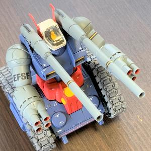 MG/RX-75 ガンタンクを作ったよ!マスターグレードのガンプラの凄さ