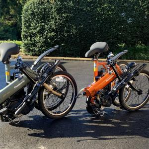 【一択】国産折りたたみ電動アシスト自転車を衝動買い