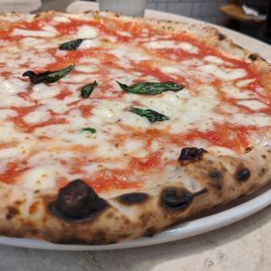 ジュリア・ロバーツが食べた本場のピザを恵比寿で。ナポリの名店の味を恵比寿駅東口エリアでいただきました【恵比寿「L'Antica Pizzeria da Michele 恵比寿(アンティーカ ピッツェリア ダ ミケーレ 恵比寿)」マルゲリータ ドッピア(2000円)】