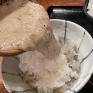 自然薯のとろとろは異次元!自然薯と牡蠣の最高定食をいただきました【恵比寿「裏恵比寿 自然生村 」大粒カキフライ膳(1000円)】