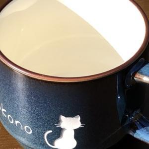 【名入れマグカップ】あったかい飲み物が欲しくなるこの時季の贈り物に猫マグ
