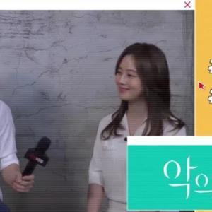 『悪の花』イ・ジュンギ×ムン・チェウォン TVインタビュー