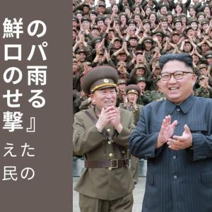 『北朝鮮の空にプロパガンダの雨を降らせる風船攻撃』文化に飢えた北朝鮮国民の実態