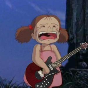 ボーカルがイケメンすぎて存在がスルーされたギタリストといえば〜?