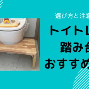 トイレトレーニングの踏み台の選び方と注意点!おすすめ5選と大川家具の踏み台レビューも