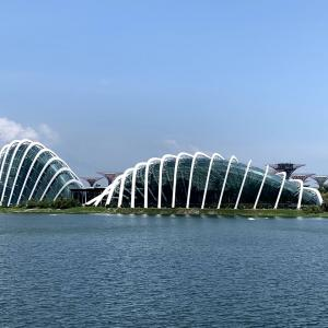 シンガポール山と海 海編