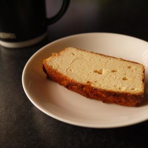 【糖質制限】3時のおやつ #3 おからヨーグルトケーキ(水切り不要)
