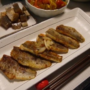 【糖質制限#75】ある日の食事記録/黒むつのガリバタ醤油焼き