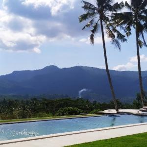 バリ島東部・アメッドに新ヴィラ、パームテラス~Palmterrace~をオープンさせました