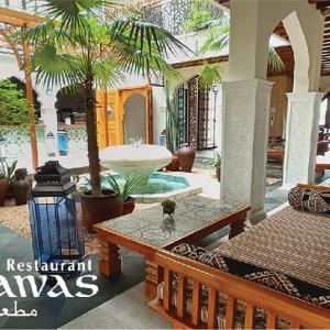 気分はアラジン!アブナワスで中東と地中海料理を融合したエキゾティックな体験をどうぞ
