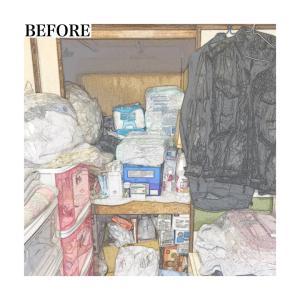 【在宅介護×整理収納サポート実例】よりよいサービスを受ける為にも環境整備は必要です!