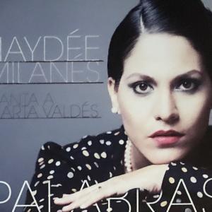 朝聴くとっておきの1枚 Haydee Milanes-PALABLAS(CANTA A MARTA VALDES)