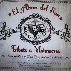 黒い涙 Tributo a Matamoros(El Alma del Son)