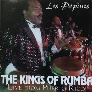 LOS PAPINES THE KIHGS OF RUMBA(LIVE FROM PUERTO RICO)