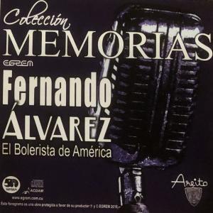Fernando AlvarezーEl Bolerista de America