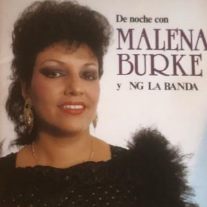 De noche con MALENA BURKE y NG LA BANDA