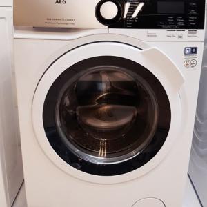 洗濯機が壊れて、贅沢な時間を過ごす