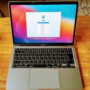 超お得に購入!Apple整備済製品でM1チップ搭載MacBookAirを買ったぞー!