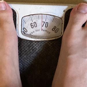目指せ60kg!65日目!