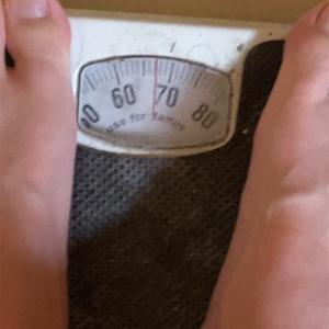 目指せ60kg!78日目!